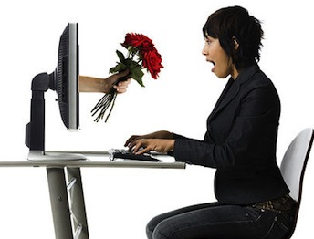 Millions of singles meet their partner on online dating sites